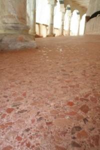 Pavimento in calce (Duomo di Siena).