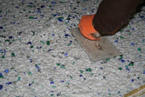 Pavimento alla veneziana a legante cemento san florian for Veneziana pavimento