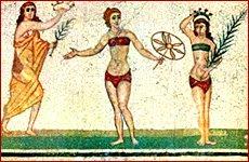 mosaico di Villa del Casale